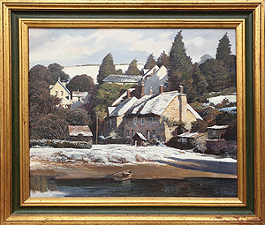Batson Salcombe painting for sale