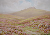 Bertram Morrish-Heytor-Watercolour