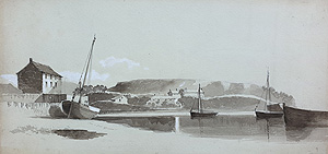 Possibly Phillip Mitchell Hooe Lake, Plymouth