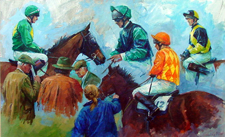 Image result for great horses painting
