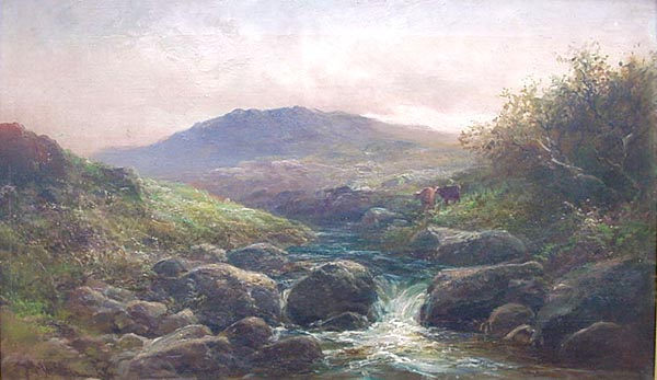 George Henry Jenkins - River Lyd