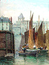 G H Jenkins - Mayflower Steps Plymouth