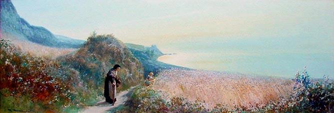 John White - Branscombe, Devon