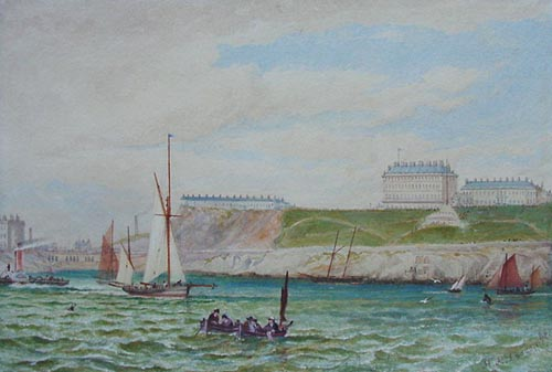 Henry Andrews Luscombe - Plymouth Hoe