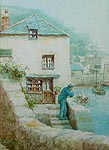 L Mortimer - The Watvh House Polperro