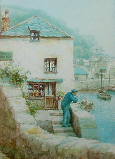 Louis Mortimer - The watch House