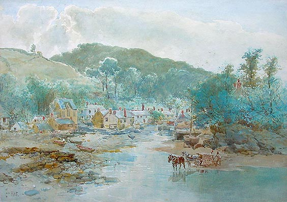 Noss Mayo by William Henry Pike