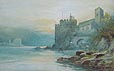 Rubens Southy - Dartmouth and Kingswear Castles