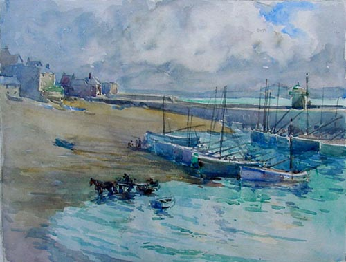 Evelyn Gray Swiney - St. Ives 1915