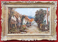 Thurlestone antique painting