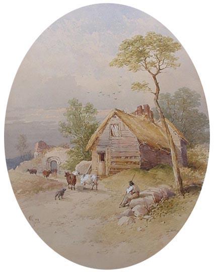 Artist Cook William